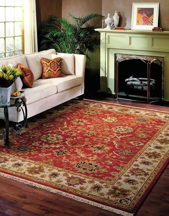 Adorn Your Rooms With Oriental Carpets | bedroom ideas ...