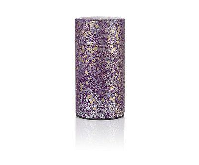 Purple Metallic Washi Tin: 5oz