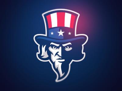 We Want You Sports Logo American Logo Sports Logo Design