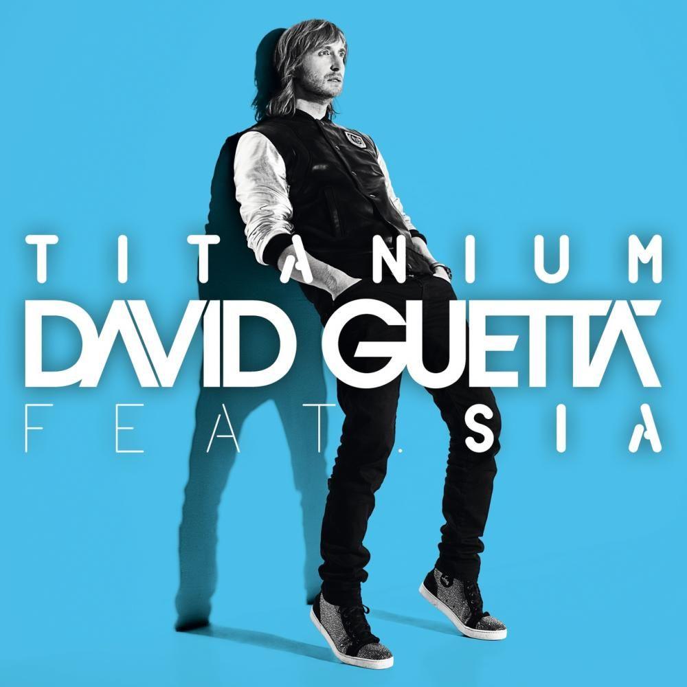 David Guetta, Sia – Titanium (single cover art)