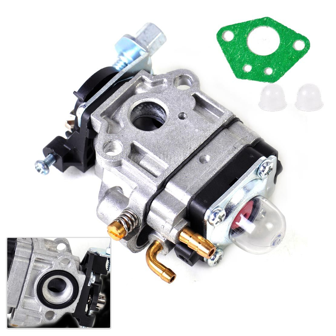 DWCX 2 Stroke Carburetor 10mm Carb For Mini Moto Blade Goped With 26CC Tanaka Purefire Engine