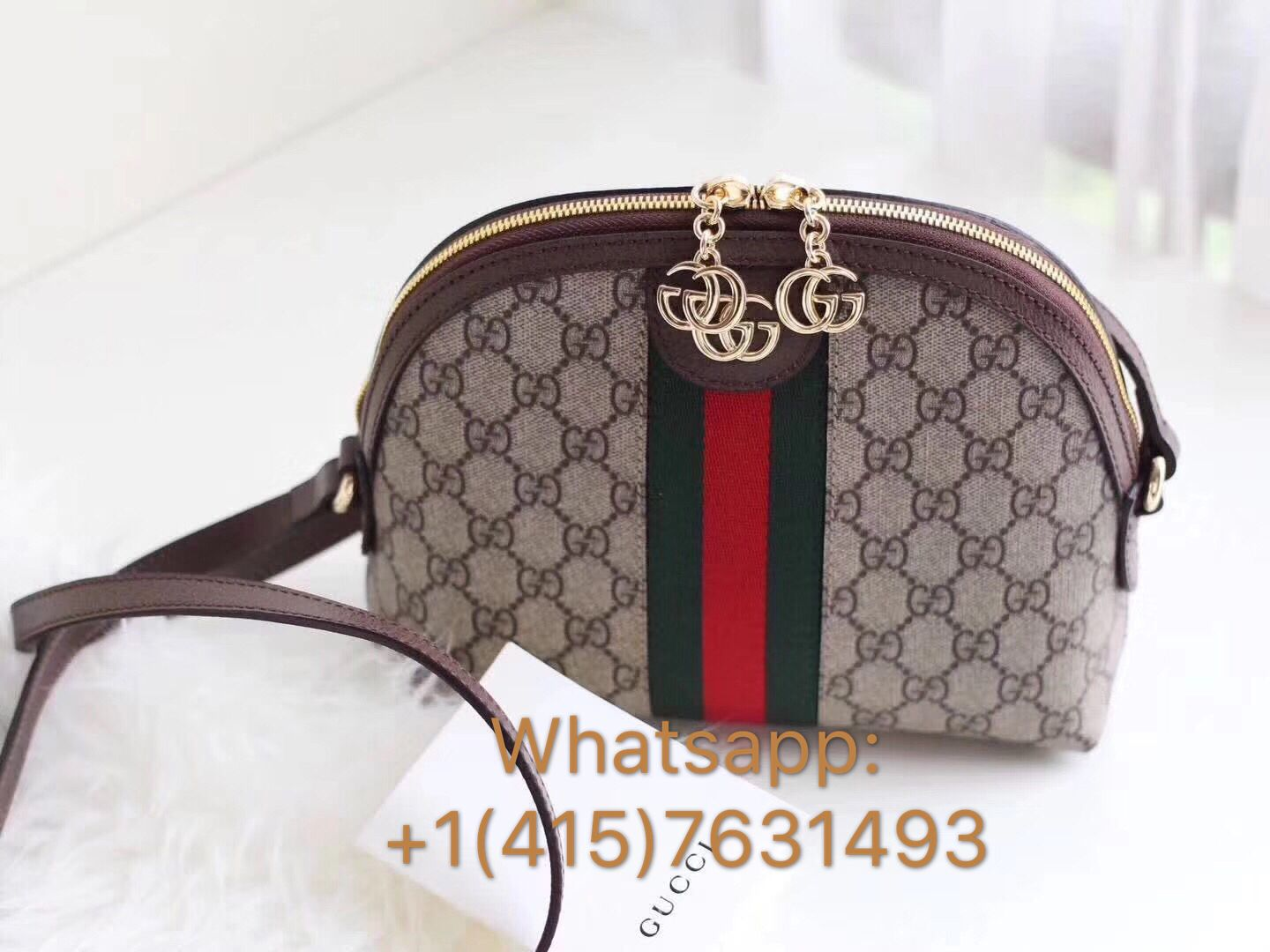 177ee7139 Replica Gucci 499621 ophidia GG small shoulder bag top quality ...