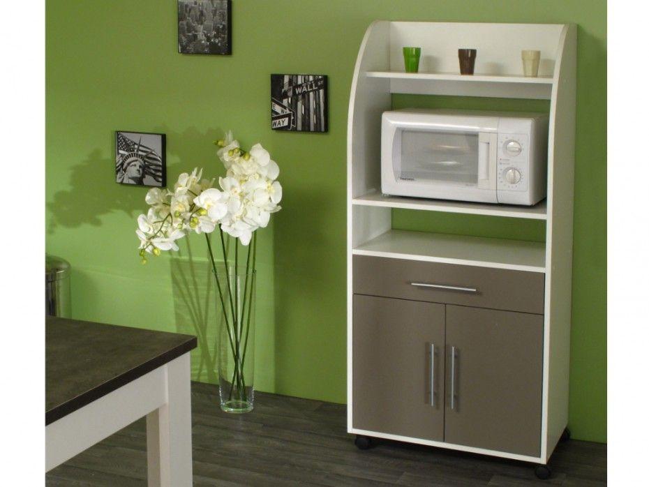 Mueble Para Microondas Coleen Gris Topo 2 Puertas 1 Cajon Muebles Microondas Muebles Decoracion De Cocina