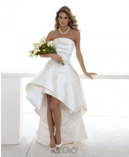 Vestiti Da Sposa Wedding.Abiti Sposa Lunghi Dietro Corti Davanti Cerca Con Google Abiti