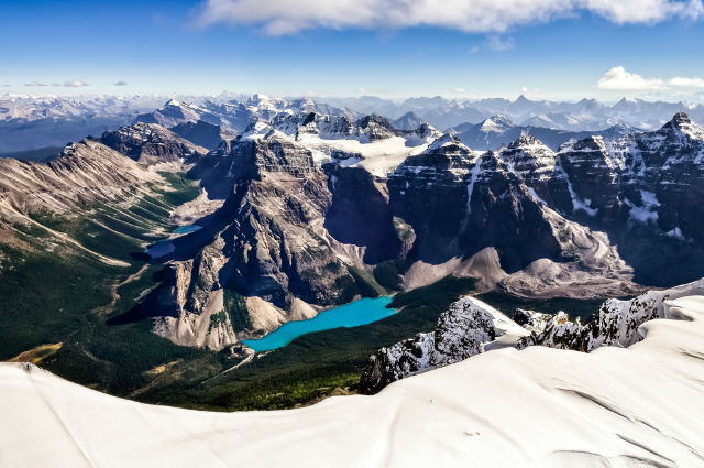 14 Mountaintop Views Worth The Climb Beautiful Nature Pictures Banff Mountain Photography