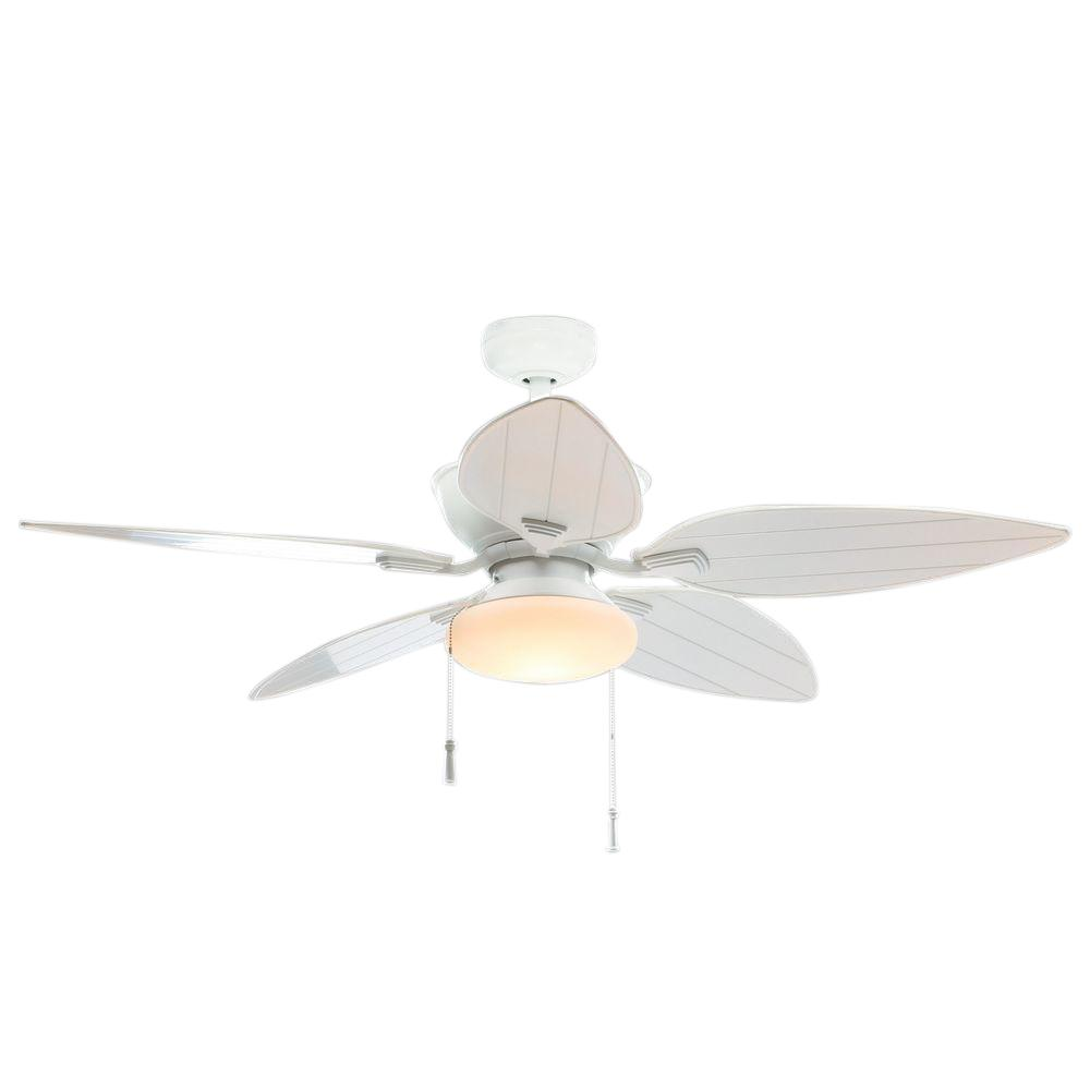 Ceiling Fans White With Light