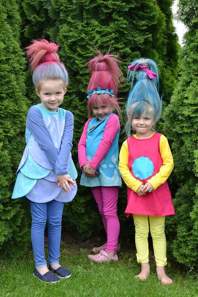 Attractive Trolls Costume Troll Halloween Costume, Toddler Halloween Costumes,  Creative Halloween Costumes, Halloween 2018