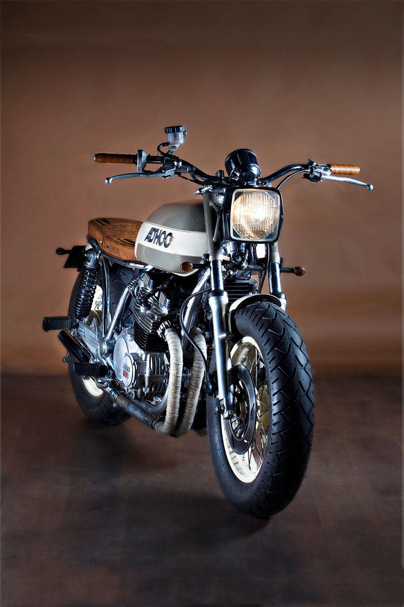 Yamaha Xj650 By Ad Hoc With Images Bike Exif Yamaha Cafe