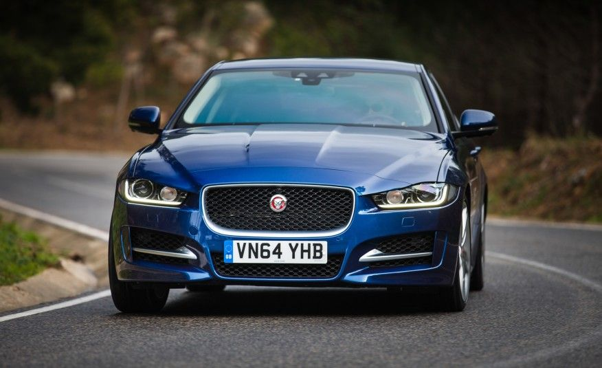 2017 Jaguar Xe Photo Gallery Of First Drive Review From