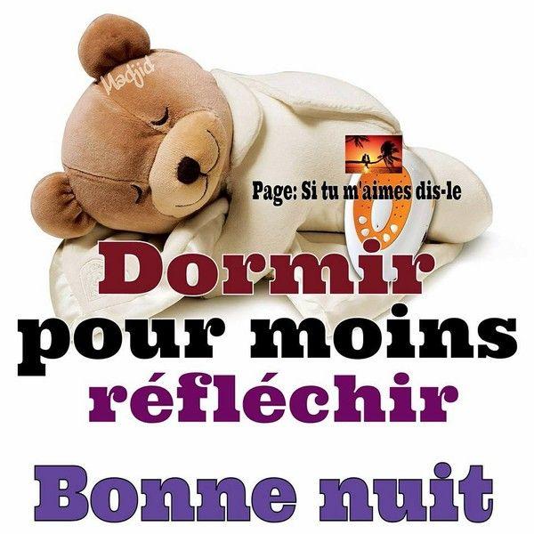 Bonne Nuit Bonne Nuit Bonne Nuit Mon Amour Et Bonne Nuit