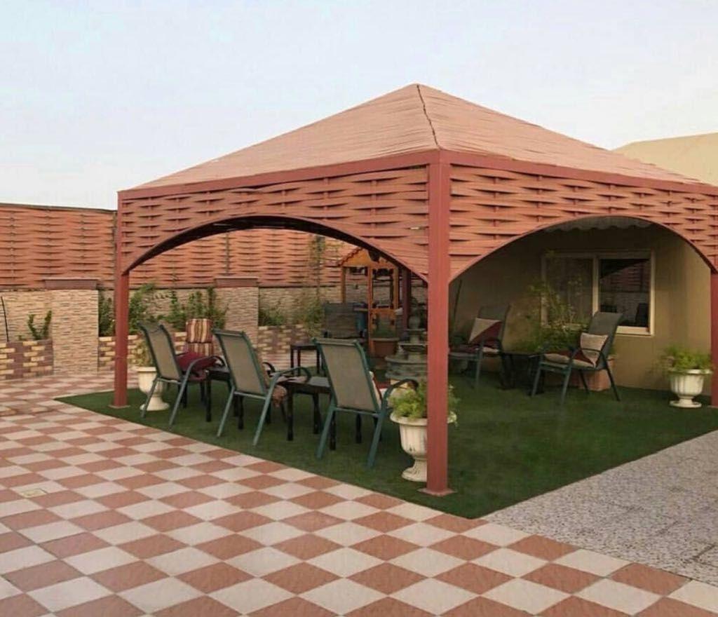 صور مظلات حدائق تصاميم مظلات حدائق Garden Design Pergola Outdoor Structures