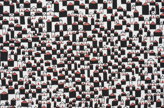 mina perhonen // hütte  2012 s/s pattern // patterns + homes!
