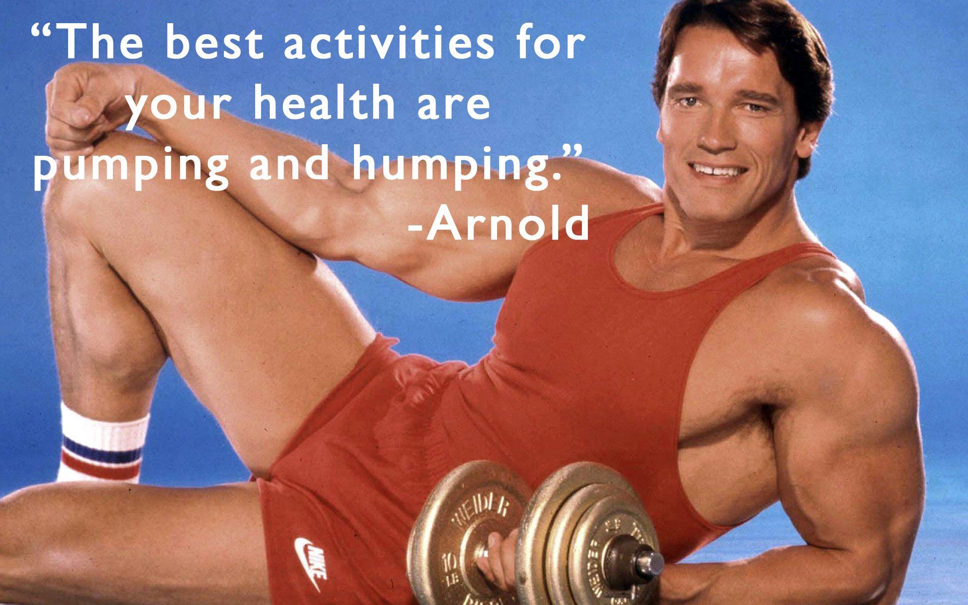 Happy Birthday Arnold Imgur Bodybuilding Quotes Workout Memes Arnold Schwarzenegger