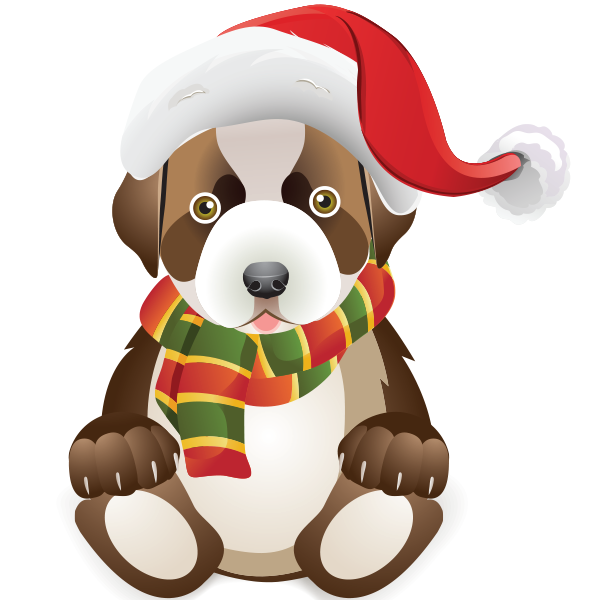 Christmas Puppy   Christmas puppy