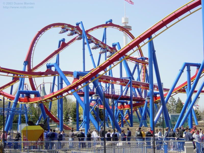 Superman Ultimate Flight Six Flags Great America Six Flags Great Adventure Six Flags Thrill Ride