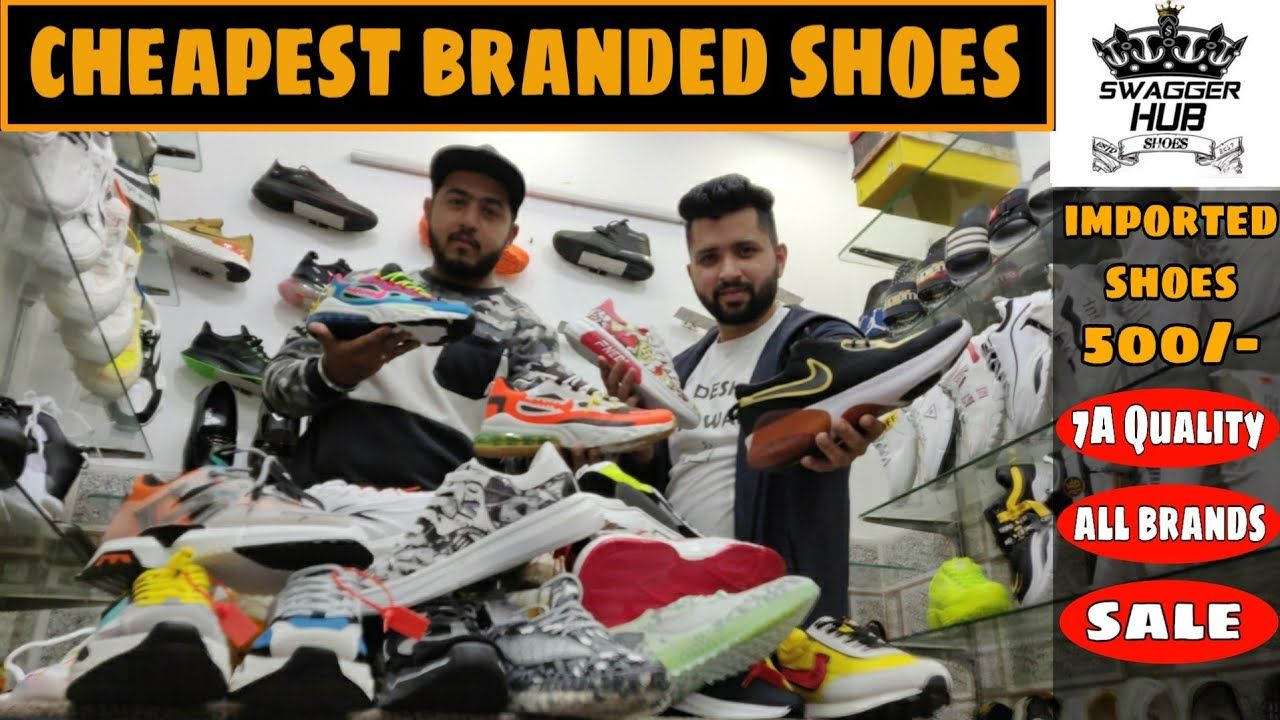 First Copy Shoes in Delhi