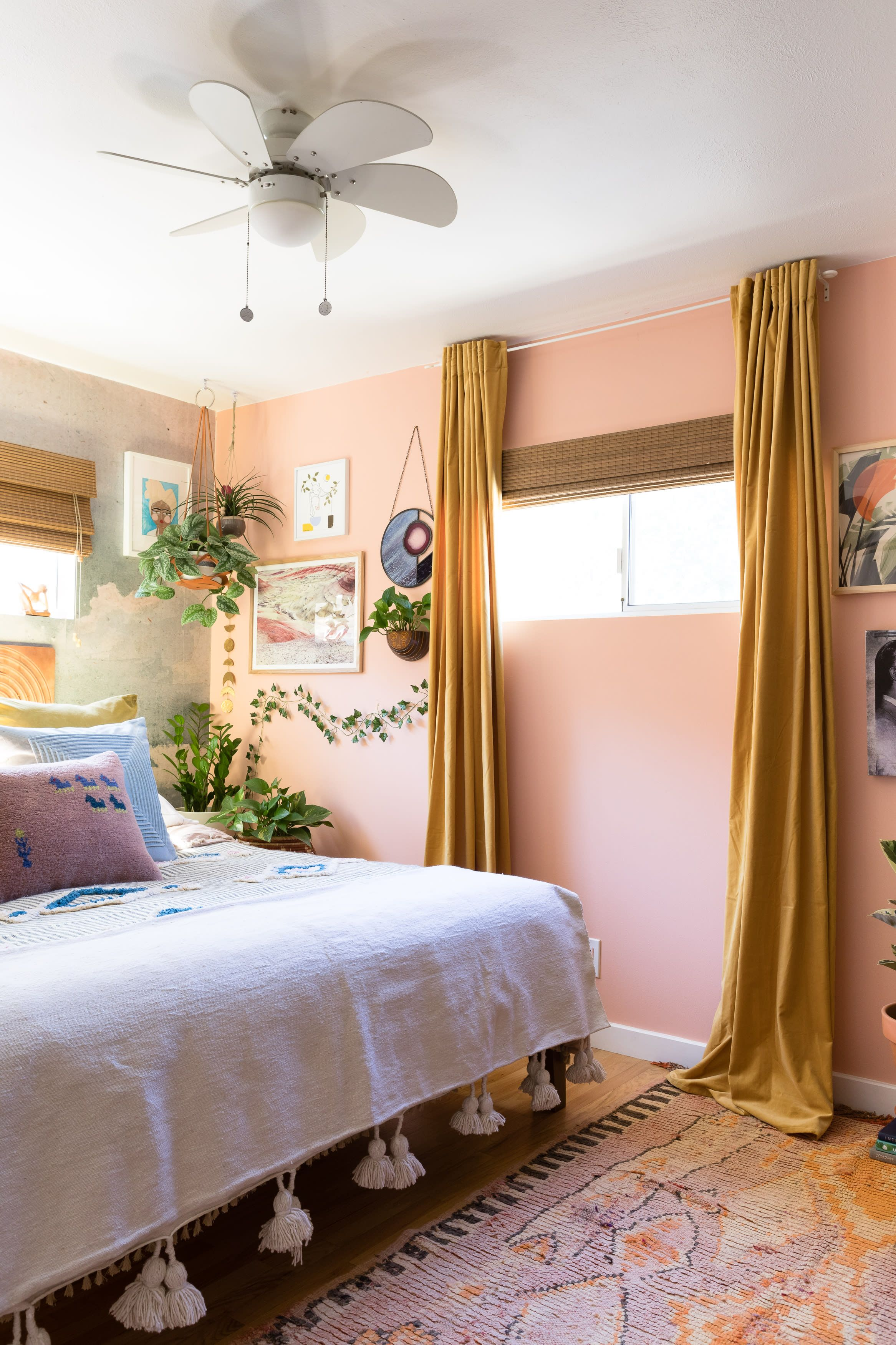 This L A Home Is Candy Colored Desert Meets Jungle Style