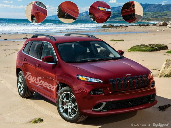 2015 Jeep Cherokee SRT.   Perhaps my next car when my current lease is up!