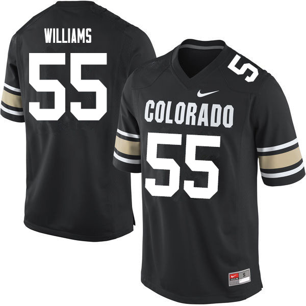 Men 55 Austin Williams Colorado Buffaloes College