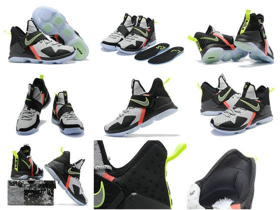 competitive price 01520 8b2d6 Free Shipping Only 69  New Arrival Lebrons 14 XIV Christmas Day Lebron  James Sneakers