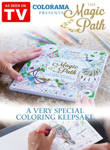 Colorama Decoration And Inspiration Coloring Books
