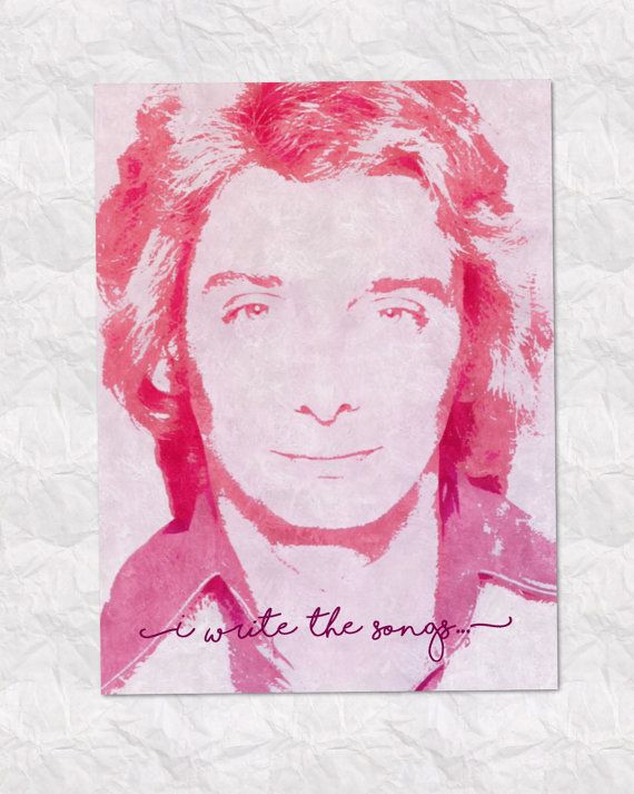 Barry manilow song lyric card lyric music greeting cards barry manilow song lyric card bookmarktalkfo Image collections