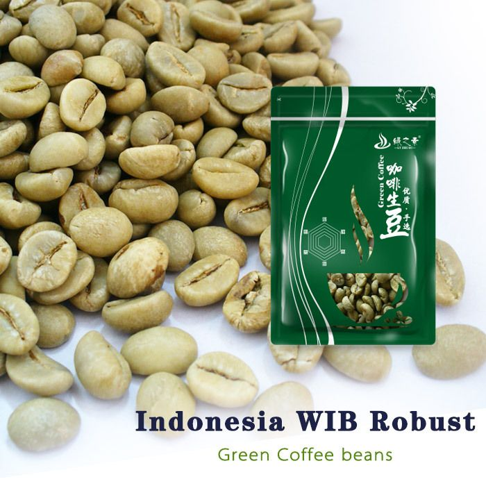 Purchase raw green coffee beans