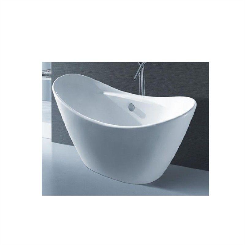 Modern Acrylic Freestanding Bath FB3 Bunnings as at 28/10/12 $1,300 ...