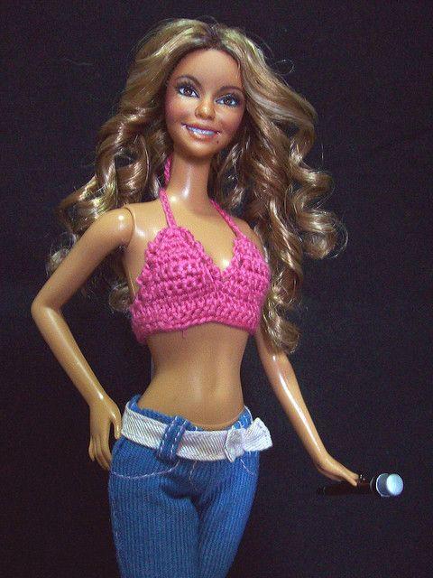 Ooak Mariah Carey Ideas For The House Mariah Carey Barbie Crop