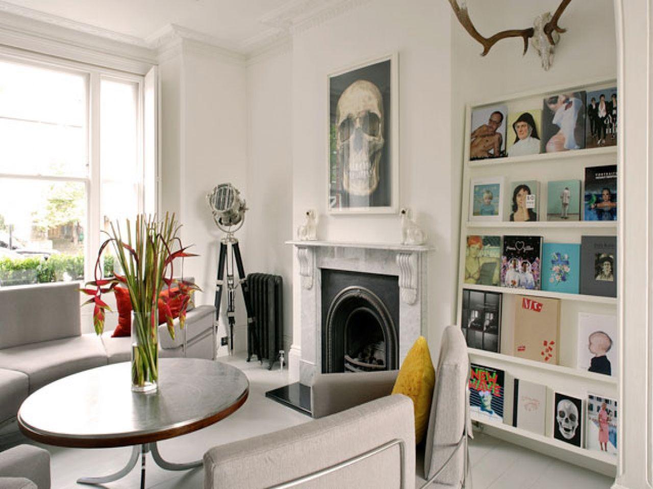 Bookshelf Decorating Ideas - Decor Around The World ...