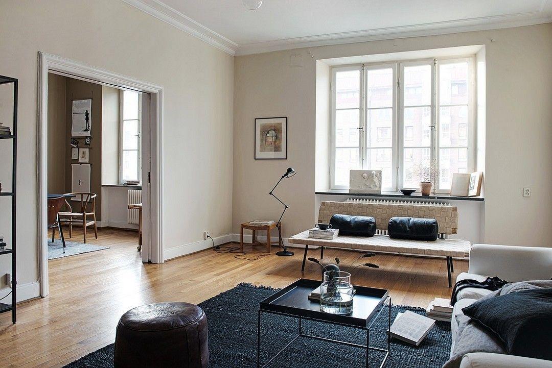 Marron Glace Interieur D Appartement Relooking Chambre Maison