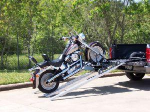 Cruiser Ramp Motorcycle Loader For Pickup Trucks Motorcycle Trucks Motorcycle Ramp