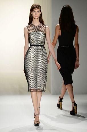 Slideshow: Highlights from New York Fashion Week Spring 2013 | Artinfo