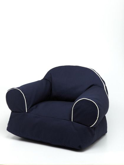 Round Back Bean Bag Chair By Comfort Research On Gilt Com
