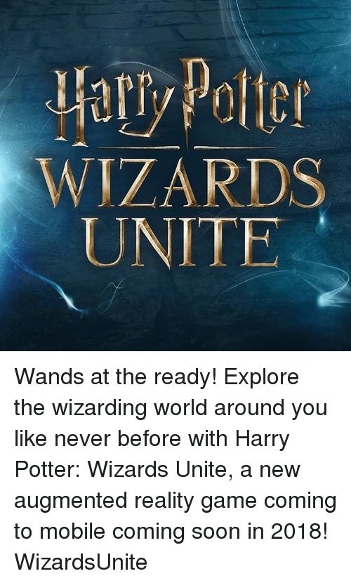 Harry Potter Wizards Unite Quotes Harrypotterwizardsunitequotes Quotes Videogames Harrypotter Har Harry Potter Wizard Harry Potter Universal Harry Potter