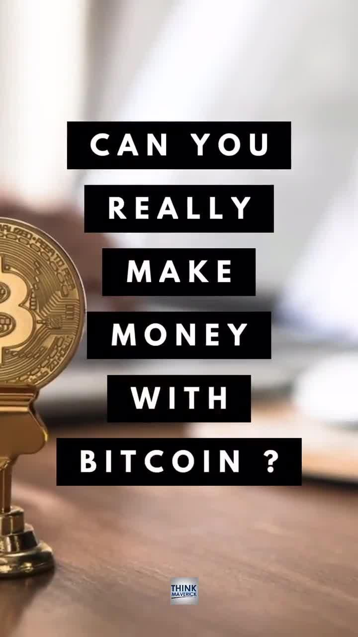 10+ Easy Ways to Make Money with Bitcoin and Cryptocurrency - ThinkMaverick - My Personal Journey th