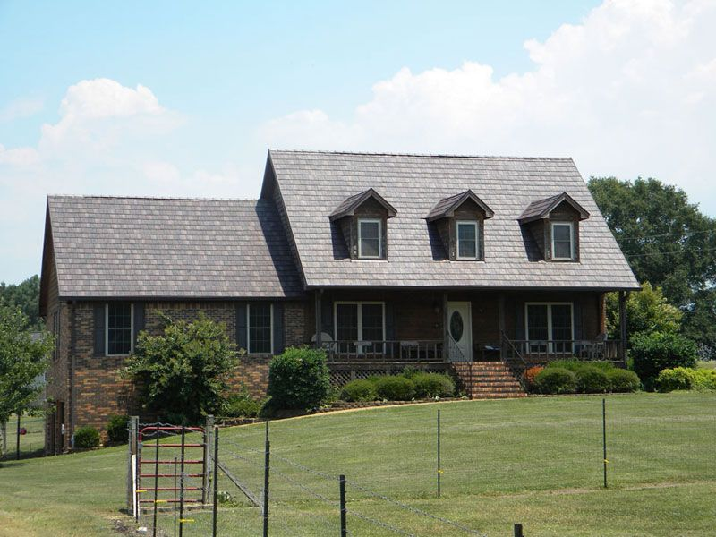 Steel Roofs   Arrowline Roofing   Steel Shingles   EDCO Metal Roofing  Products