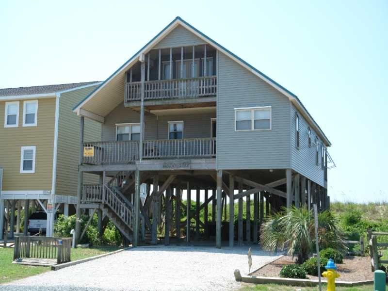 Serendipity 539 Oceanfront Rentals Holden Beach Beach Vacation Rentals