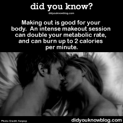 How to have a good makeout session