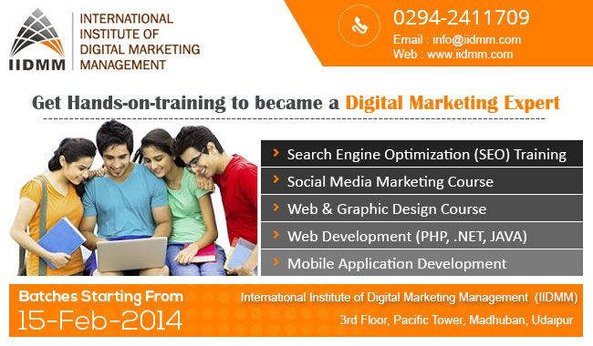 Be a digital marketing consultant. iidmm-Banner.jpg (650×380)   Digital marketing, Digital ...