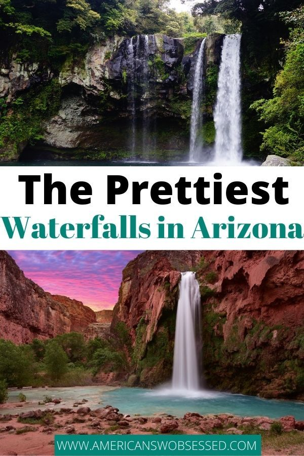 15 Prettiest Waterfalls in Arizona