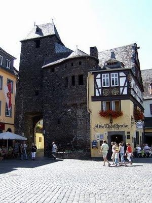 Cochem travel-and-places