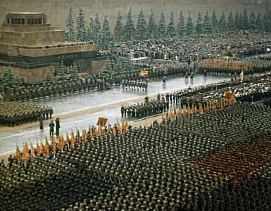 고요한 물 : 소련군의 반파쇼잰쟁 진실사진 1