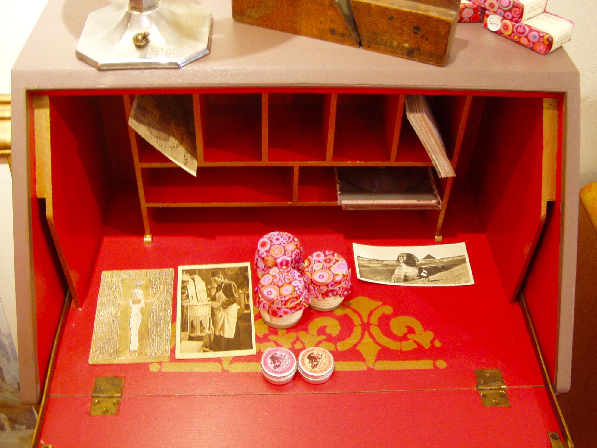 Bureau from cherubim stockbridge edinburgh interiors