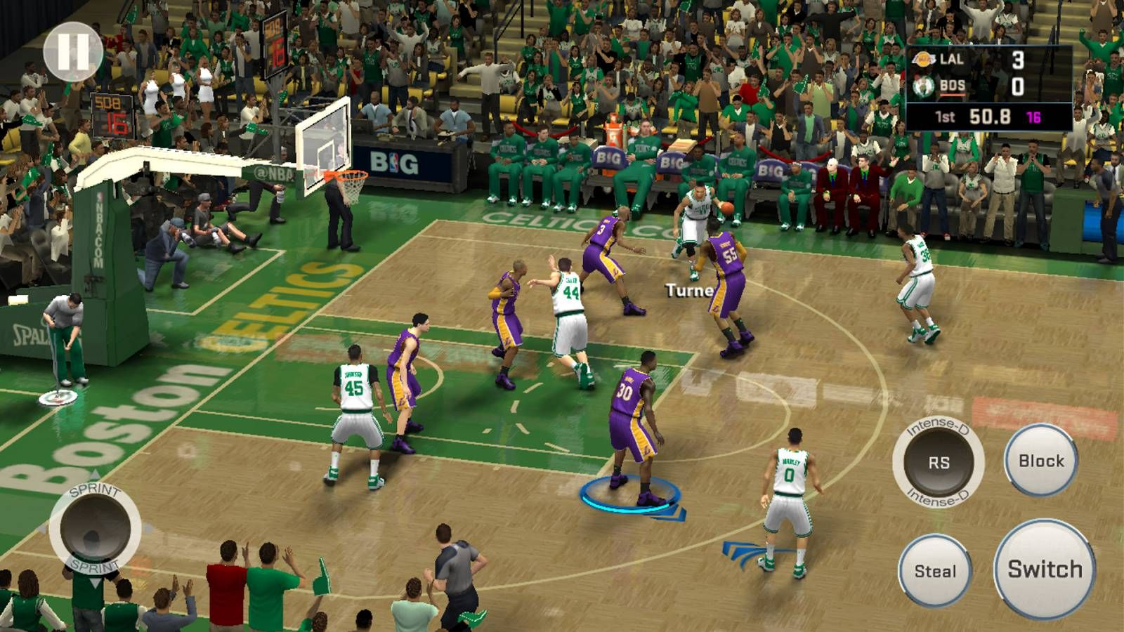 2K Launches NBA 2K16 For OnTheGo OnCourt Action News