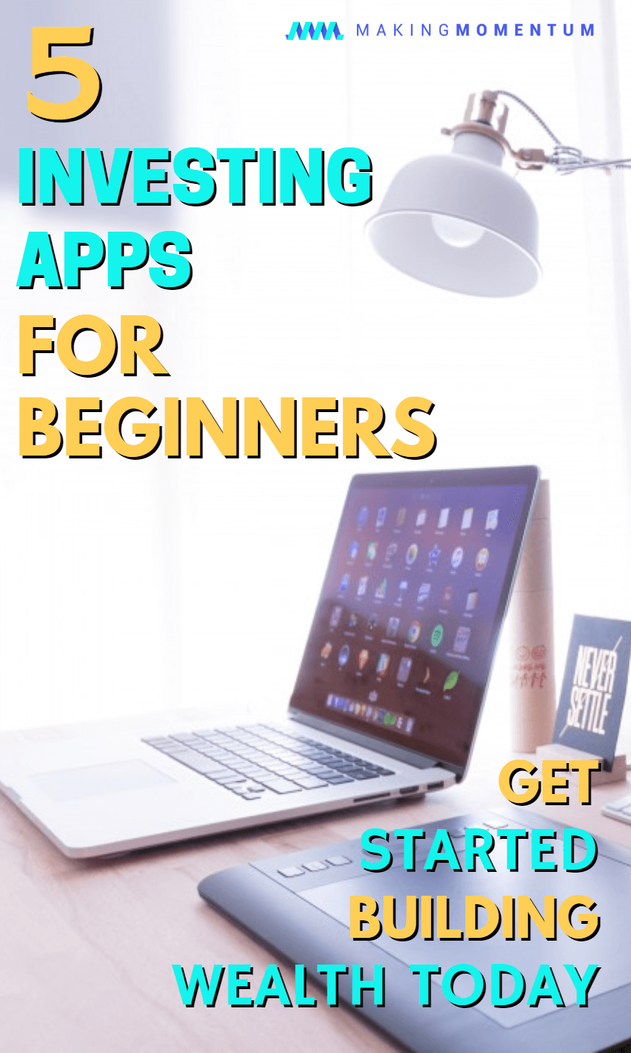 Investing Apps For Beginners, Compound Interest & Getting