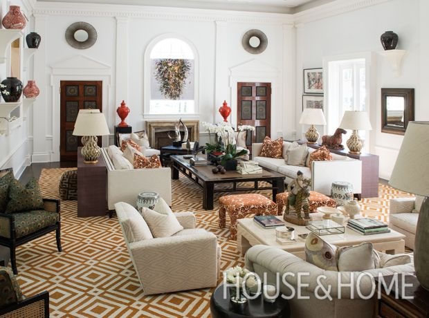 Color Crush 25 Ways To Decorate With Orange This Fall Decorating