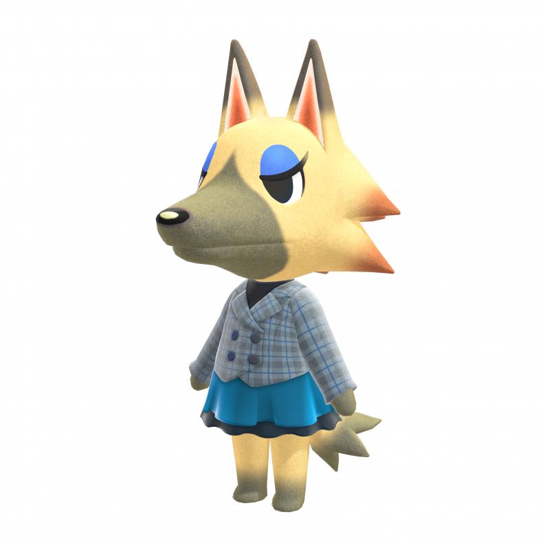 250 High Resolution Animal Crossing New Horizons Villager