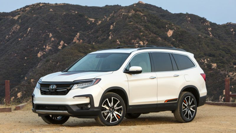 2020 Honda Pilot Review Price Fuel Economy Features And Photos Honda Pilot Honda Pilot Reviews Honda