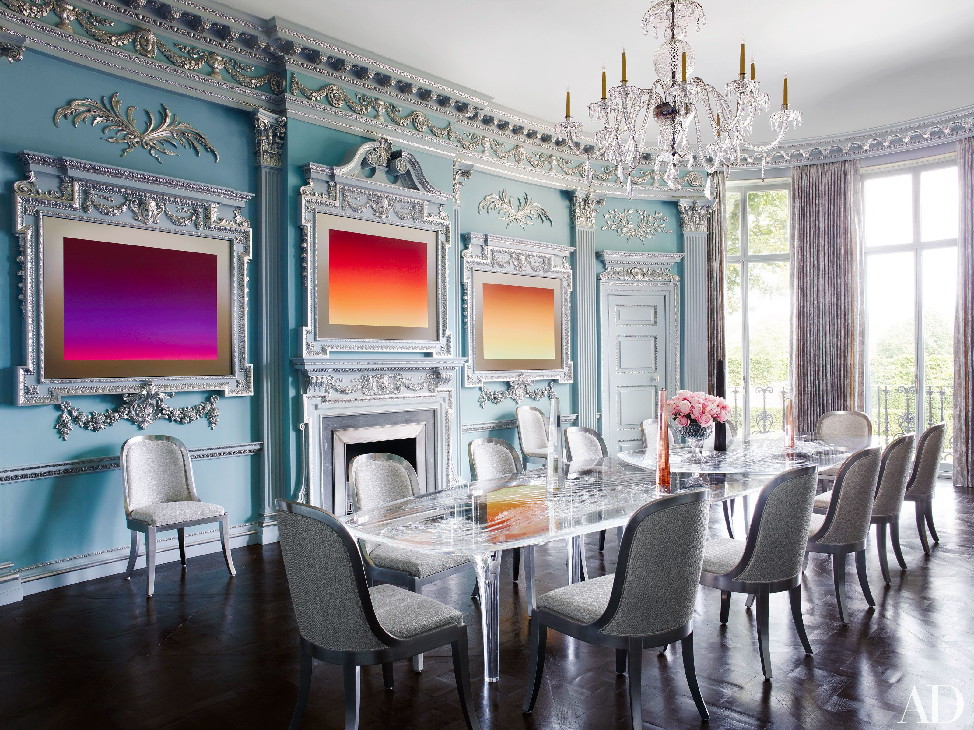 An Incredible London Mansion Is Transformed by